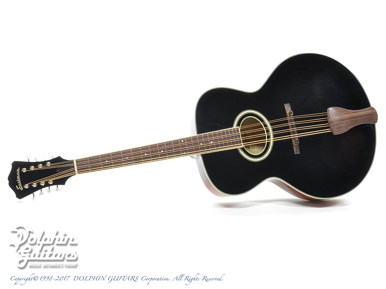 EASTMAN: AR-400 Mandocello Black Top  (0)