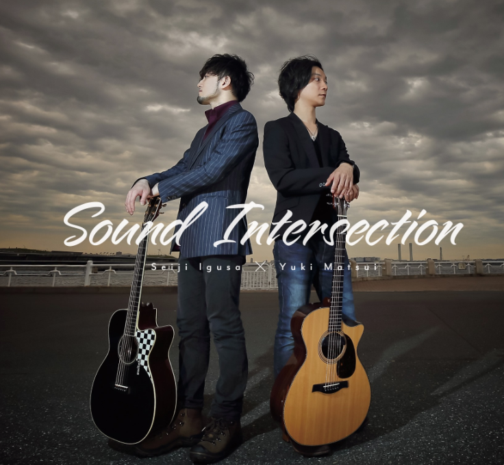 :松井祐貴 x 井草聖二 『Sound Intersection』 CD